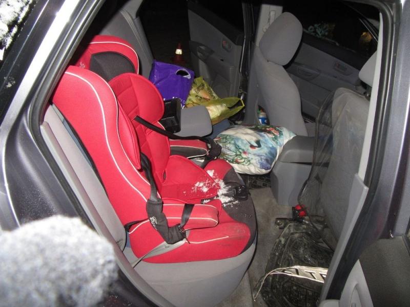 ВДТП натрассе «Кушва— поселок Баранчинский» пострадал 3-летний ребенок