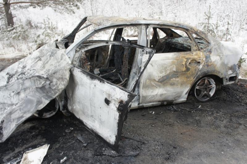 Натрассе Нижний Тагил— Нижняя Салда вДТП умер шофёр