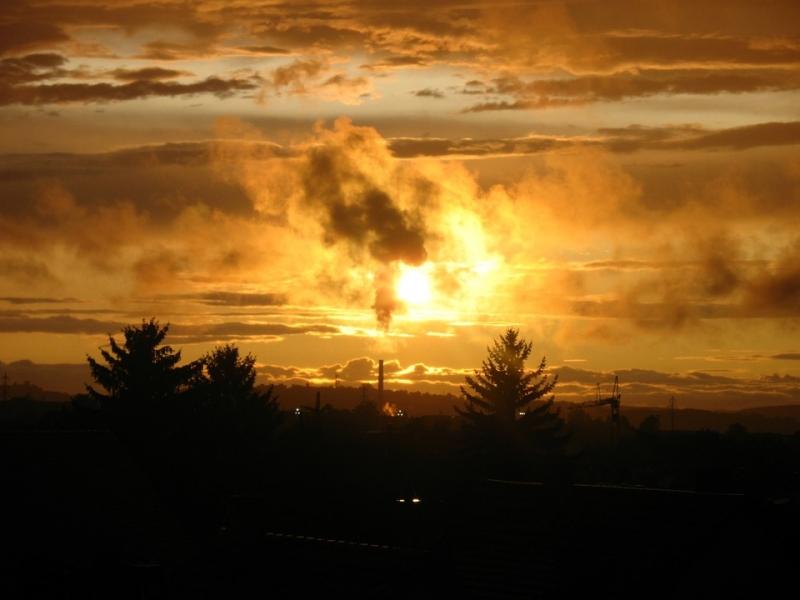 Первая степень опасности объявлена вЧелябинске из-за смога
