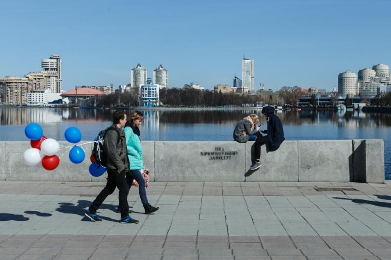 Екатеринбуржцы выбрали прогулочные зоны, которые благоустроят до 2022-ого года