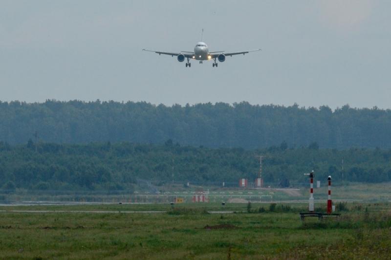 Екатеринбургский аэропорт Кольцово планирует обслужить впраздники неменее 1,5 тыс. рейсов