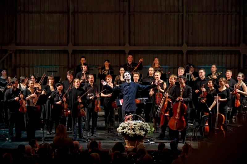Ансамбль MusicAeterna иТеодор Курентзис начинают большой гастрольный тур по Российской Федерации