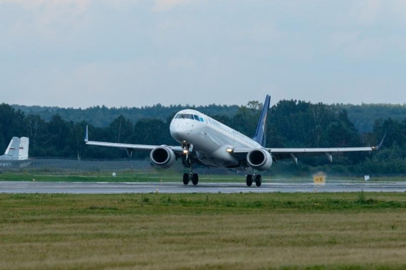 Пассажир скончался наборту самолета, летевшего из столицы вЧелябинск