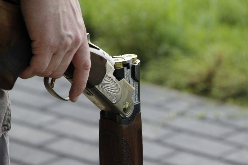 ВПервоуральске уналогового должника арестовали ружья ивинтовку