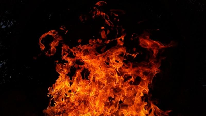НаВторчермете около детской площадки сгорел «Ниссан-Джук»