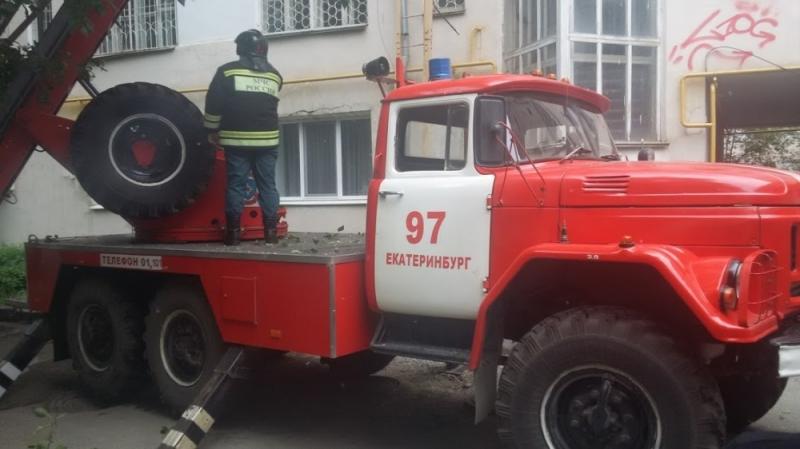 Вовзрыве впятиэтажке наУрале подозревали  владельца  квартиры