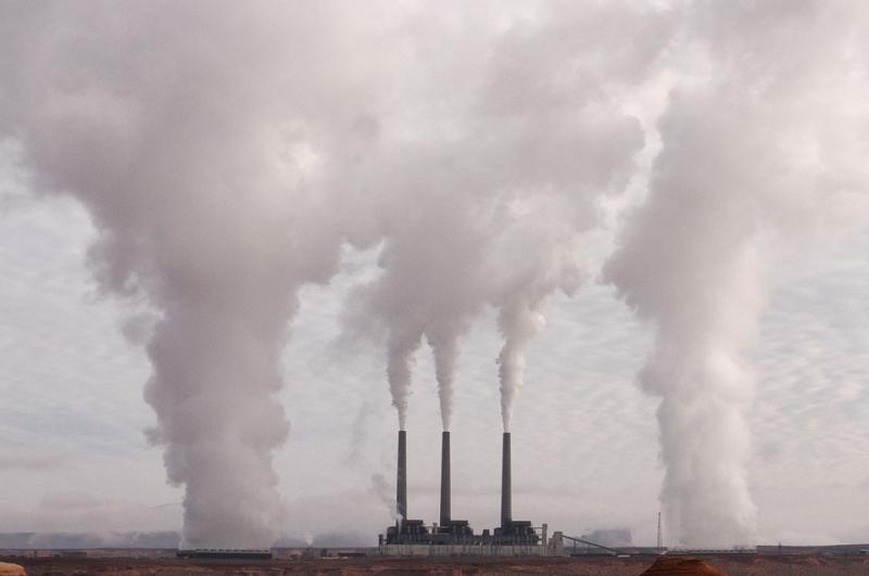Средний Урал накрыло смогом до19января— Первая степень опасности