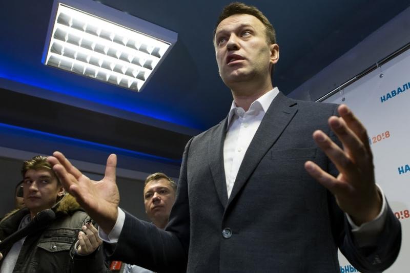Конституционный суд непринял жалобу Навального назакон овыборах