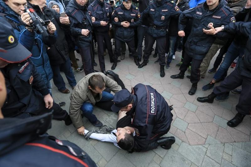 Свердловские власти несогласовали «забастовку избирателей»