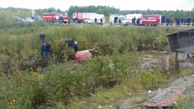 Шофёр грузового автомобиля, врезавшегося впоезд под Нижневартовском, предстанет перед судом