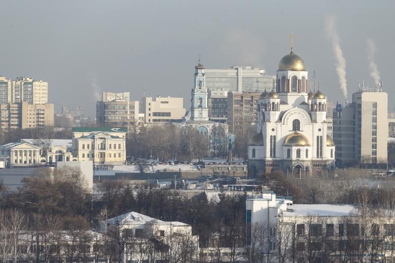 Снежный коллапс по-московски Екатеринбургу вближайшие дни не угрожает — Синоптики