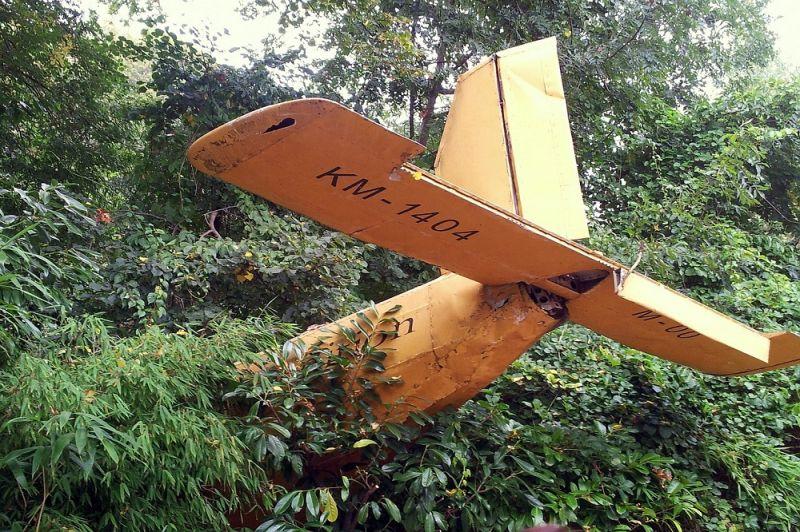 НаФилиппинах рухнул самолет: погибли шесть пассажиров ипилот