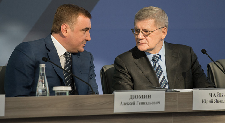 Юрий Чайка: вУрФО погасили долги перед предпринимателями