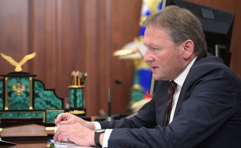 Долги перед бизнесменами наУрале погашены— Юрий Чайка