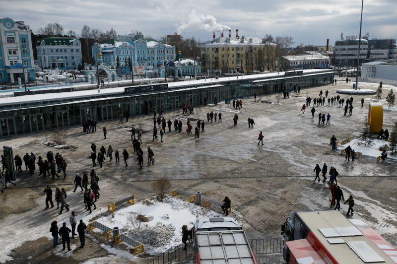 Куйвашев оценил «Екатеринбург Арену» на собственной  странице в Инстаграм