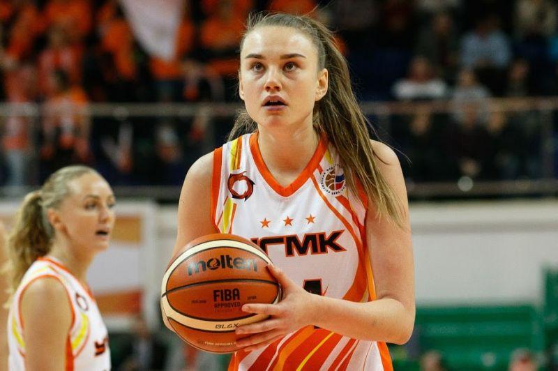 Вадеева иМусина выбраны надрафте женской НБА