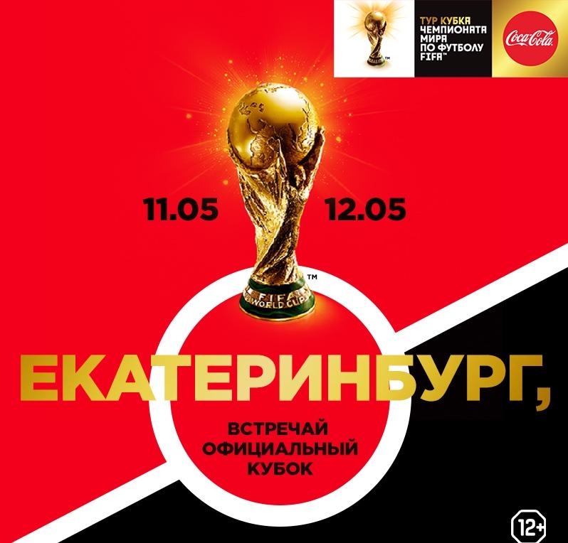 Кубок мира пофутболу приедет вКазань 17мая