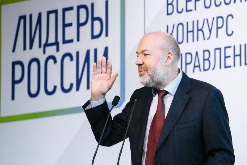 Уральцу Павлу Крашенинникову прочат пост главы государственно-правового управления Президента Российской Федерации