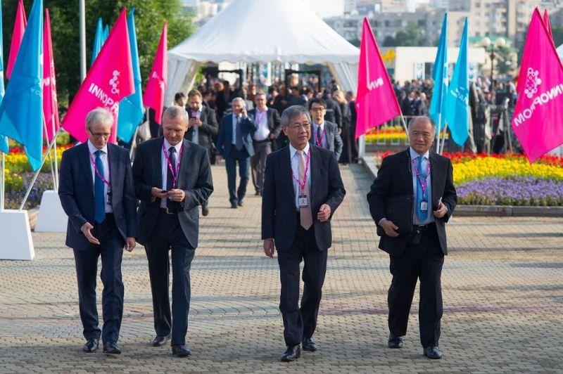 Часть «Иннопрома» в 2019 переедет вновый конгресс-холл вЕкатеринбурге
