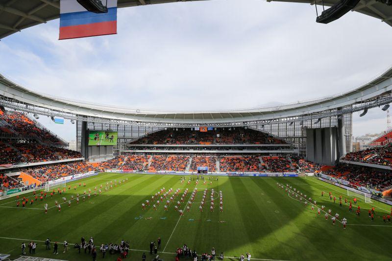 Содержание «Екатеринбург-Арены» обойдется в млн руб. вдень