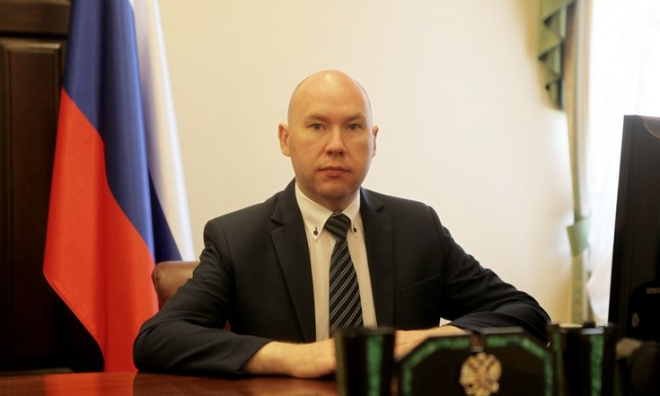 Александра Воробьёва назначили ассистентом Николая Цуканова напосту полпреда УрФО