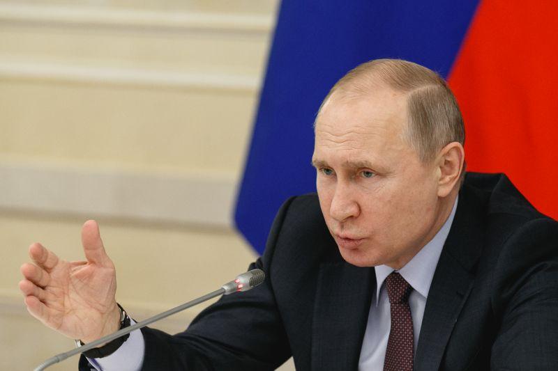 ВКремле обновили состав президентского резерва управленческих кадров