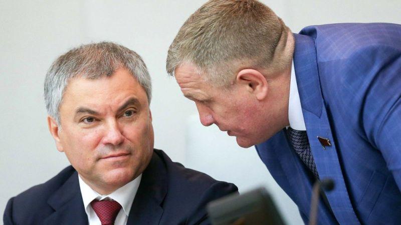 Володин неисключил, что государственные пенсии исчезнут из-за дефицита бюджета