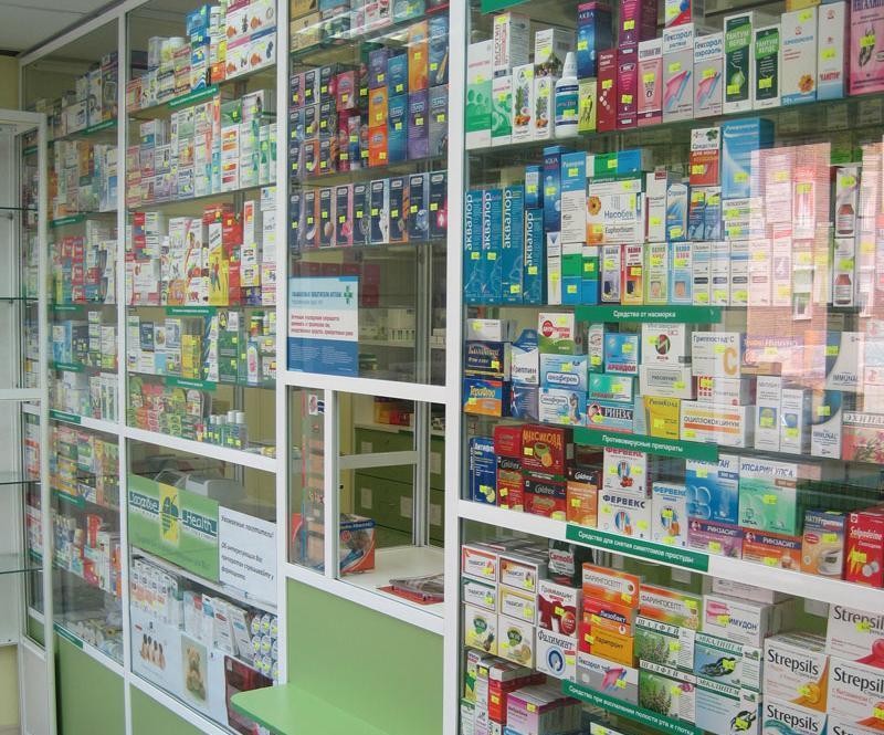 Выкладка в аптеке картинки
