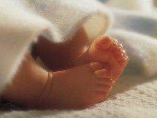 3 месячный малыш: