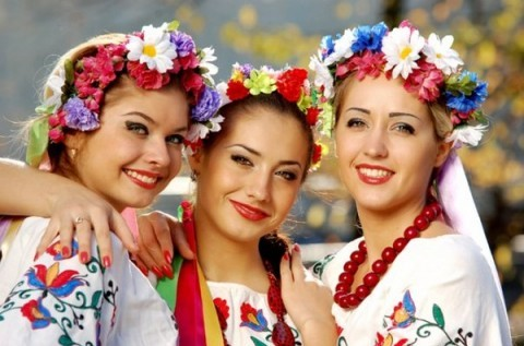 украинские девушки фото бесплатно