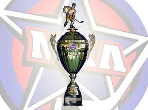 f0618c4c В Екатеринбург впервые привезут главный приз хоккейной «молодежки» - Кубок  Харламова