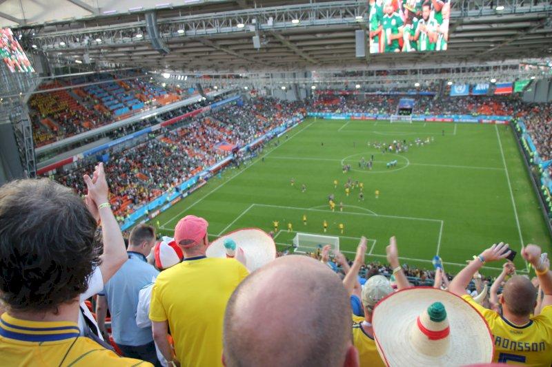 c2666d4e «Екатеринбург-Арена» проиграла борьбу за финал Кубка России Самаре