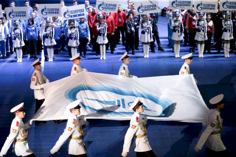 Газпром транс спортакиада астрахань