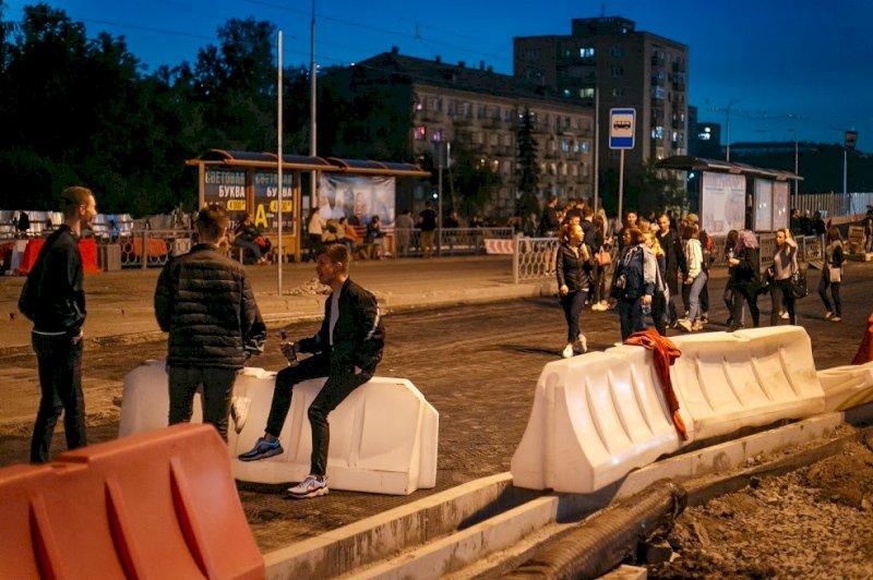 Организаторы сообщили  оботмене концерта Хаски вЕкатеринбурге из-за давки